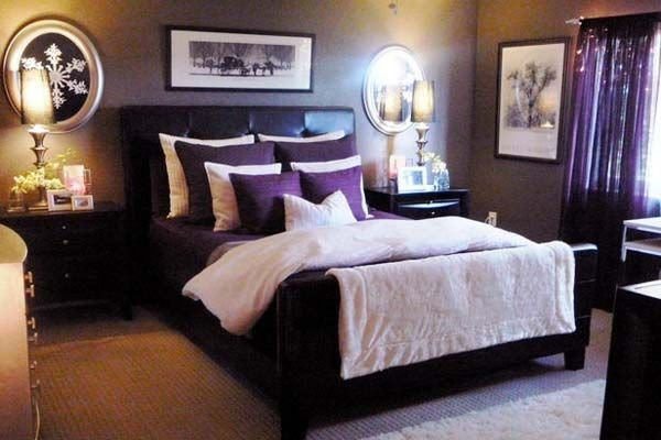 Purple and Grey Bedroom Decor Beautiful Purple Bedroom Ideas for My Home In 2019