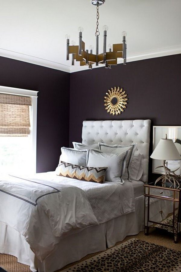 Purple and Grey Bedroom Decor Best Of 80 Inspirational Purple Bedroom Designs & Ideas
