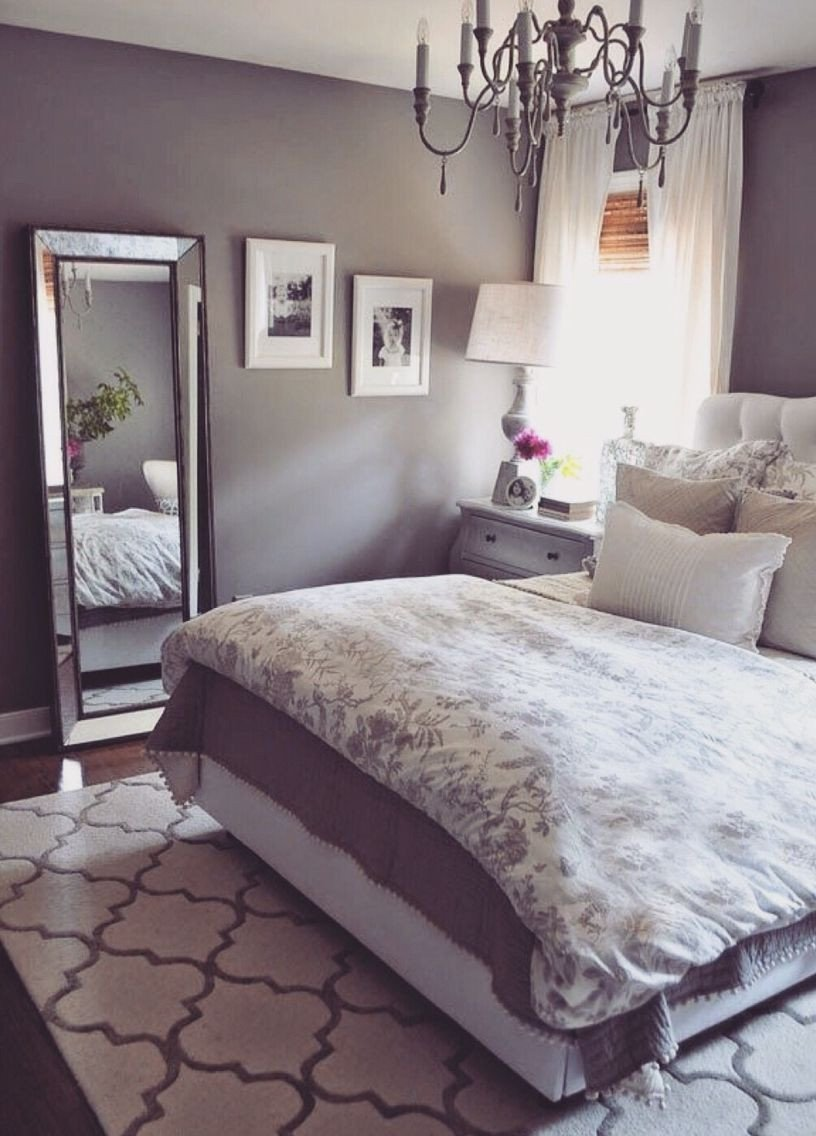 Purple and Grey Bedroom Decor Best Of Grey Bedroom soft soothing Purple Tint
