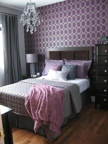 Purple and Grey Bedroom Decor Luxury Baby Green Monday Color Eggplant