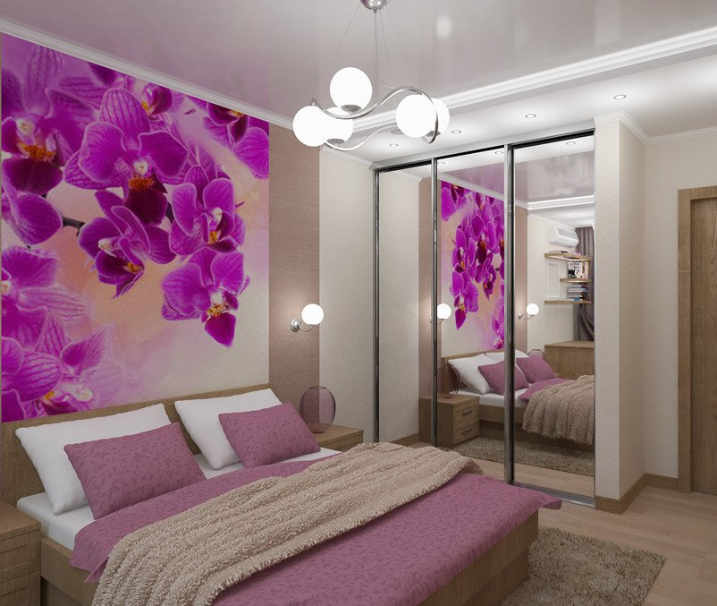 Purple Wall Decor for Bedrooms Elegant 25 Purple Bedroom Designs and Decor Designing Idea