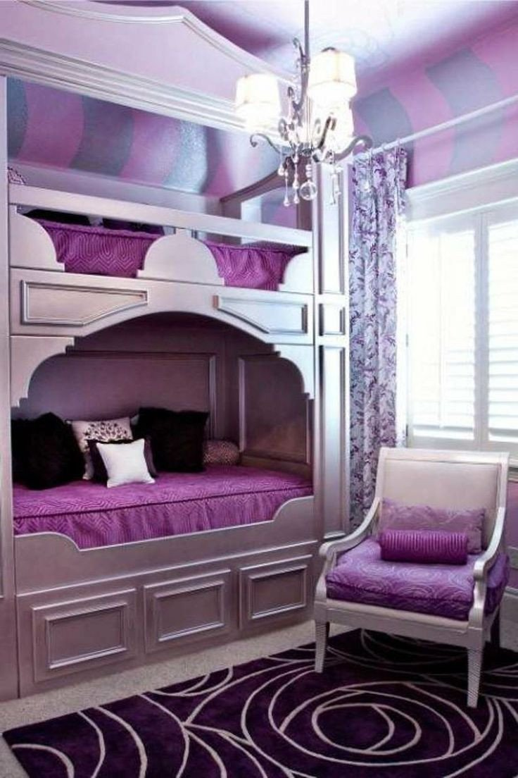 Purple Wall Decor for Bedrooms Lovely Purple Bedroom Decor Ideas