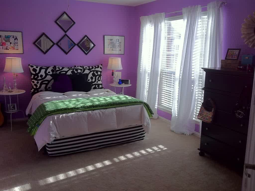 Important Things of Purple Bedroom Decor