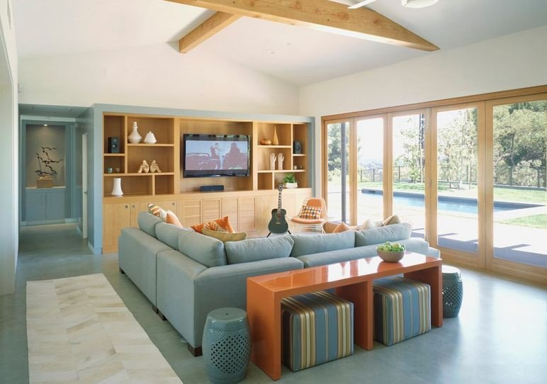 Ranch House Living Room Decorating Ideas Best Of 20 Ranch Style Homes with Modern Interior Style