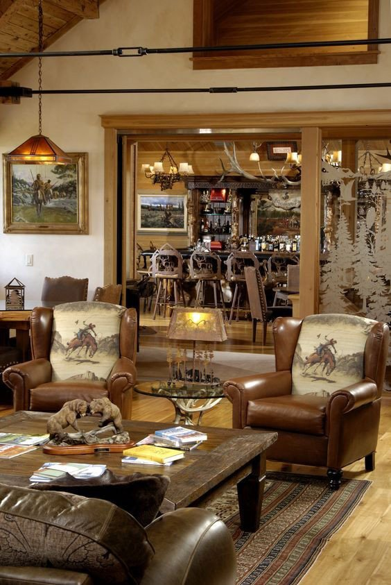 Ranch House Living Room Decorating Ideas New 25 Amazing Western Living Room Decor Ideas