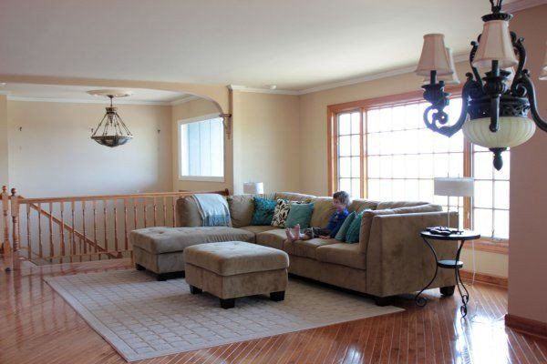 Ranch House Living Room Decorating Ideas New Raised Ranch Living Room Layout Raised Ranch On Pinterest Home Interior Design