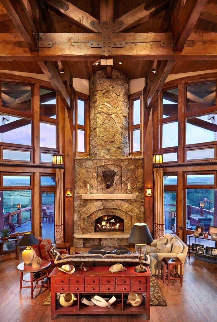 Ranch Style Living Room Ideas Fresh Warm and Inviting Ranch Style Home Surrounded by Beauty In Colorado