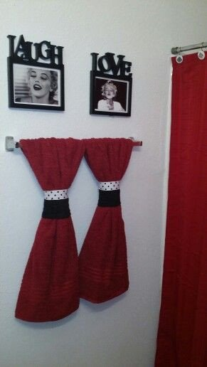 Red and Black Bathroom Decor Fresh Best 10 Red Bathroom Decor Ideas On Pinterest