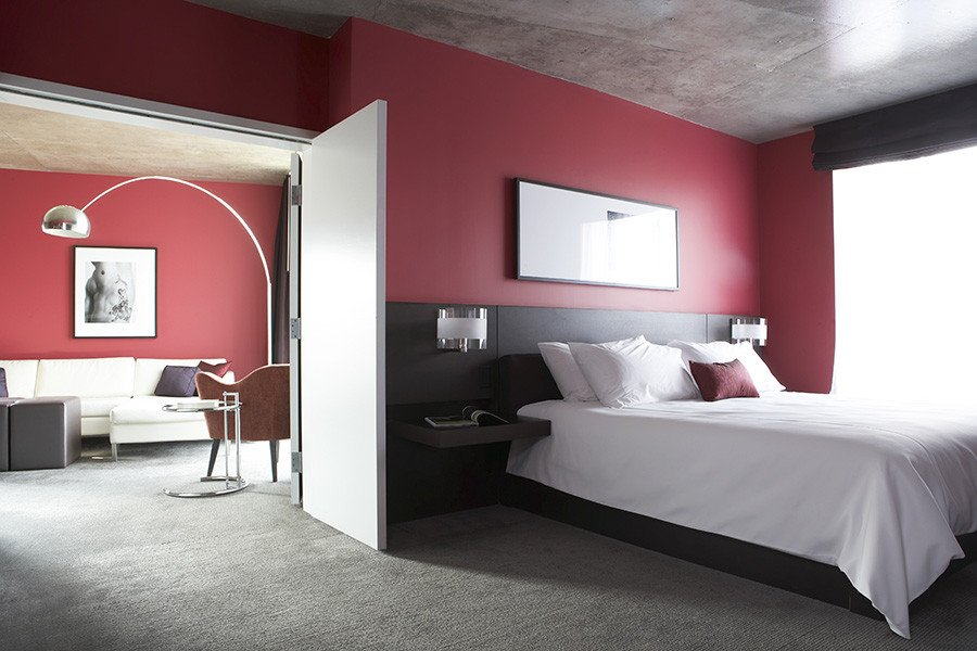Red and Black Bedroom Decor Best Of Décor Of Bedroom In Red