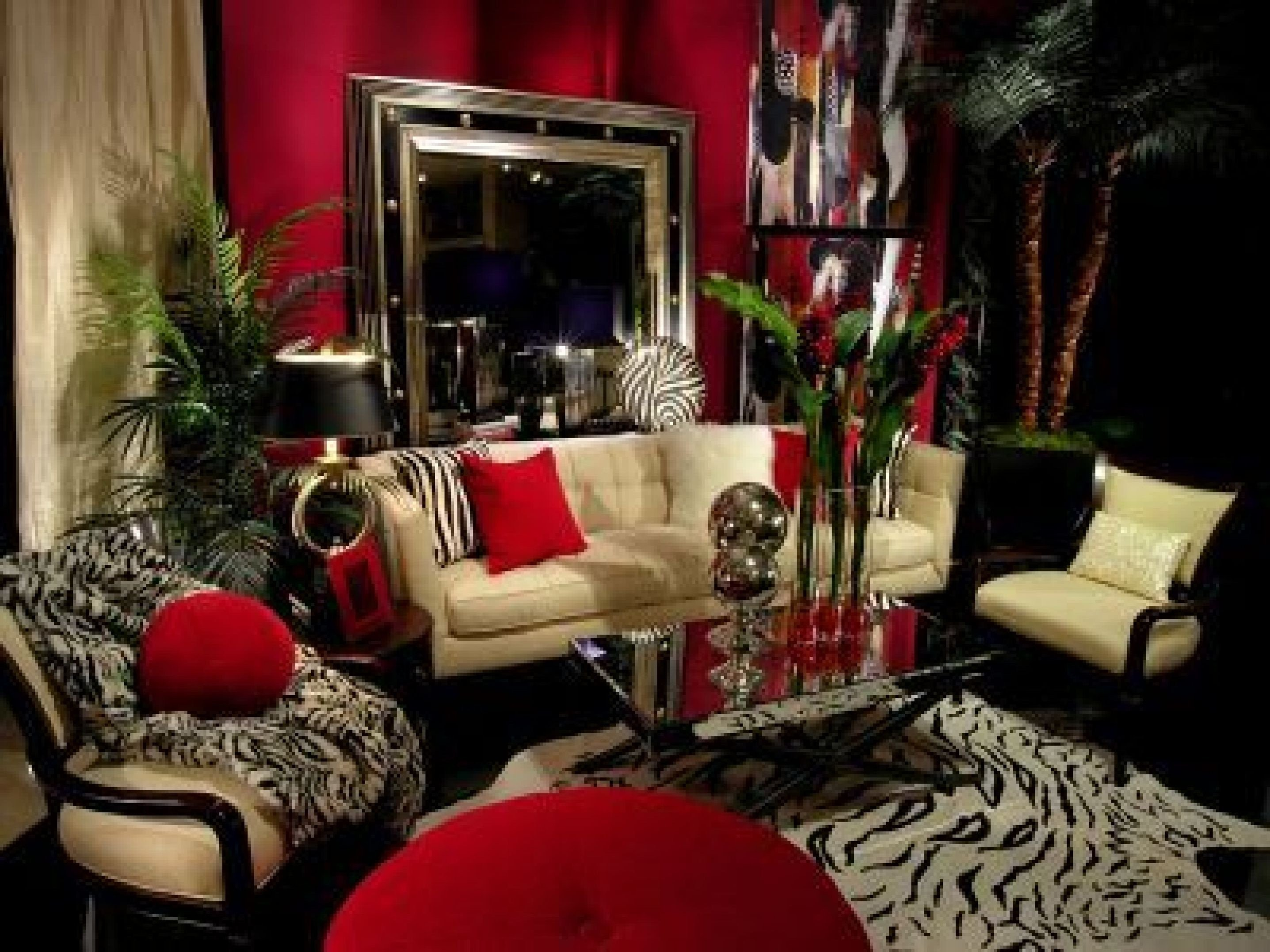 Red and Black Home Decor Awesome Black Red Bedroom Jungle Google Search Home Decor Ideas
