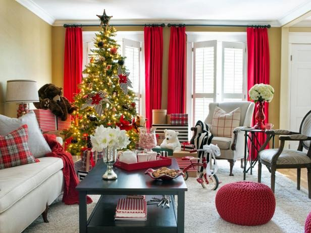 Red and Black Home Decor Elegant Black and White Holiday Decor Interior Design Styles and Color Schemes for Home Decorating