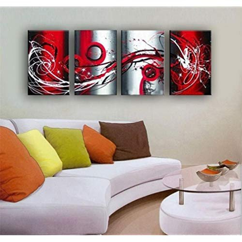 Red and Black Home Decor Inspirational Black Grey Red Living Room Decor Amazon