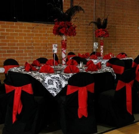 Red and Black Table Decor Inspirational 306 Best Images About Red White and Black Table Settings On Pinterest
