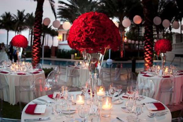 Red and Black Table Decor Inspirational Wedding Decoration Ideas Red White and Black Table Centerpieces Everafterguide