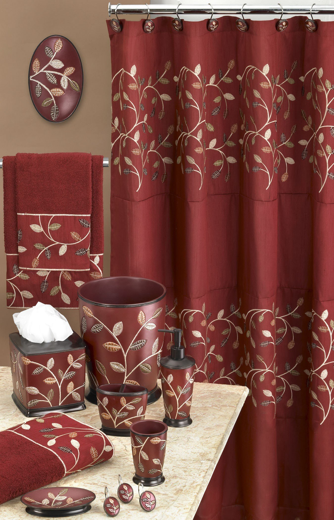 Red and Brown Bathroom Decor Beautiful 99 Excelent Red and Brown Bathroom Accessories Image Ideas