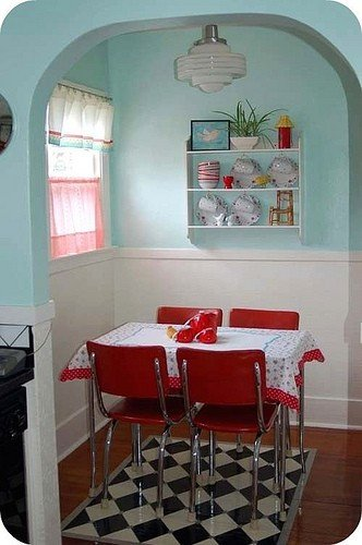 Red and Teal Kitchen Decor Awesome Sense and Simplicity Teal and Red