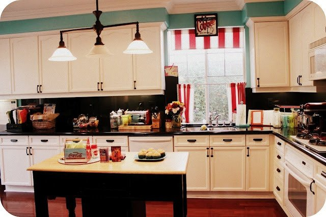 Red and Teal Kitchen Decor Beautiful Kitchen Red with Teal Aqua Turquoise Accents Pop Of Pink orange Yellow Green Possible