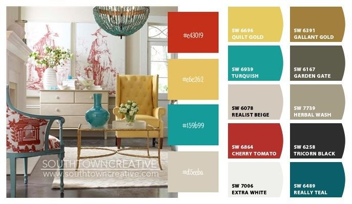 Red and Teal Kitchen Decor Best Of Instantly Turn Any Picture Into A Palette with Colorsnap Created for You by Sherwin Williams