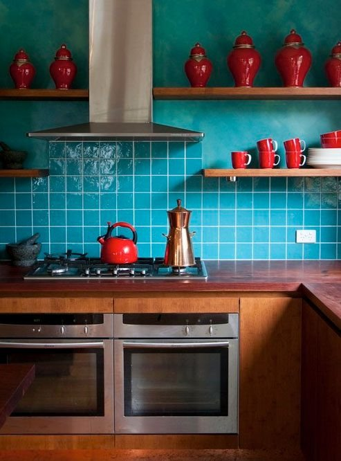 Teal and Red Decor Ideas — Eatwell101