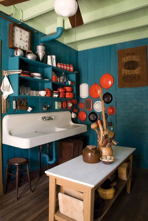 Red and Teal Kitchen Decor Elegant Teal and Red Decor Ideas — Eatwell101
