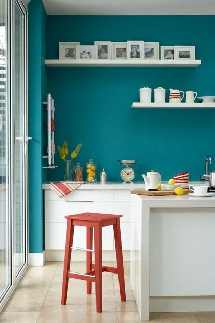 Red and Teal Kitchen Decor Inspirational Teal and Red Decor Ideas — Eatwell101