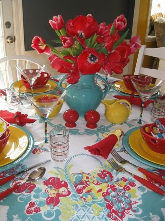 Red and Teal Kitchen Decor Lovely Trending Red and Teal Kelly Bernier Designs