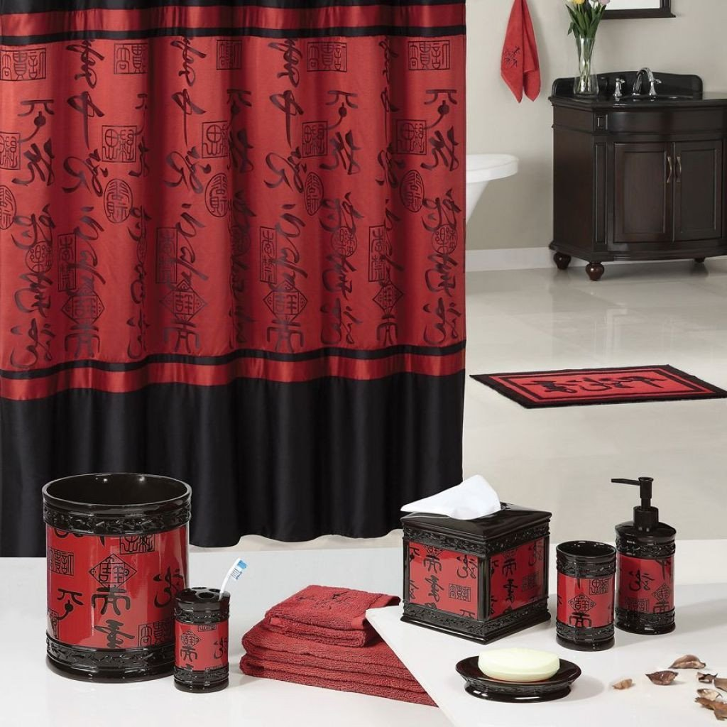 Red and White Bathroom Decor Inspirational Bathroom Being Different and Brave with Red Bathroom Accessories Black and Red Accessorie In