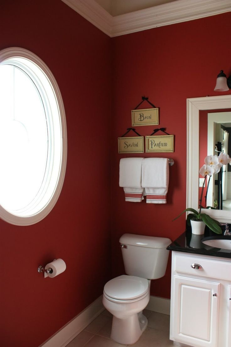 Red and White Bathroom Decor Unique Gorgeous Bathroom Decorating Ideas to Keep the Interior In Style Housebeauty