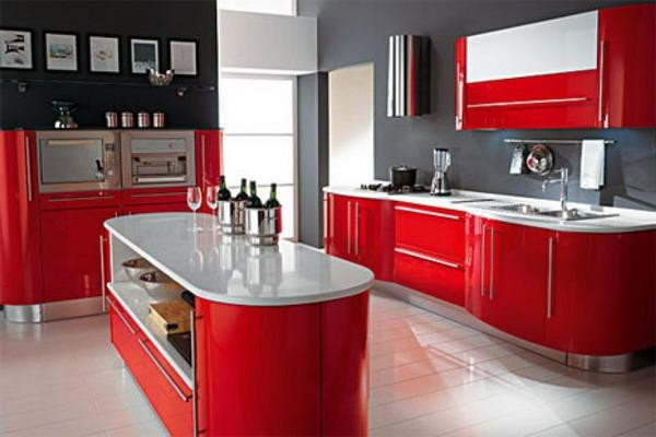 Red and White Kitchen Decor Beautiful 22 Ideas to Create Stunning Red and White Kitchen Design