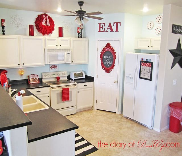 Red and White Kitchen Decor Beautiful Best 25 Red Kitchen Decor Ideas On Pinterest