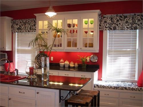 Red and White Kitchen Decor Elegant This Joyful Life Dreaming Of Decorating and More Kitchen Inspiration