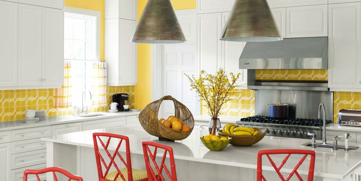 Red and Yellow Kitchen Decor Best Of 10 Yellow Kitchens Decor Ideas Kitchens with Yellow Walls