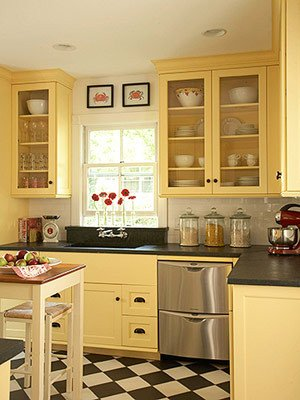 Red and Yellow Kitchen Decor Fresh Vintage Pearl the Inspiration the Vintage Kitchen