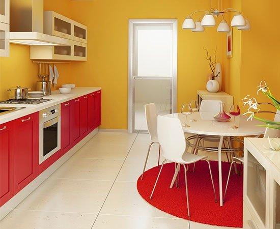 Red and Yellow Kitchen Decor Lovely 7 Paint Colors that Go Well with Red