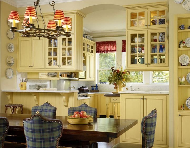 Red and Yellow Kitchen Decor New How to Decorate the Kitchen Using Yellow Accents