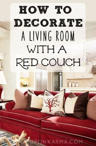 Red Couch Living Room Decor Awesome How to Decorate A Living Room with A Red Couch Coupon Karma …