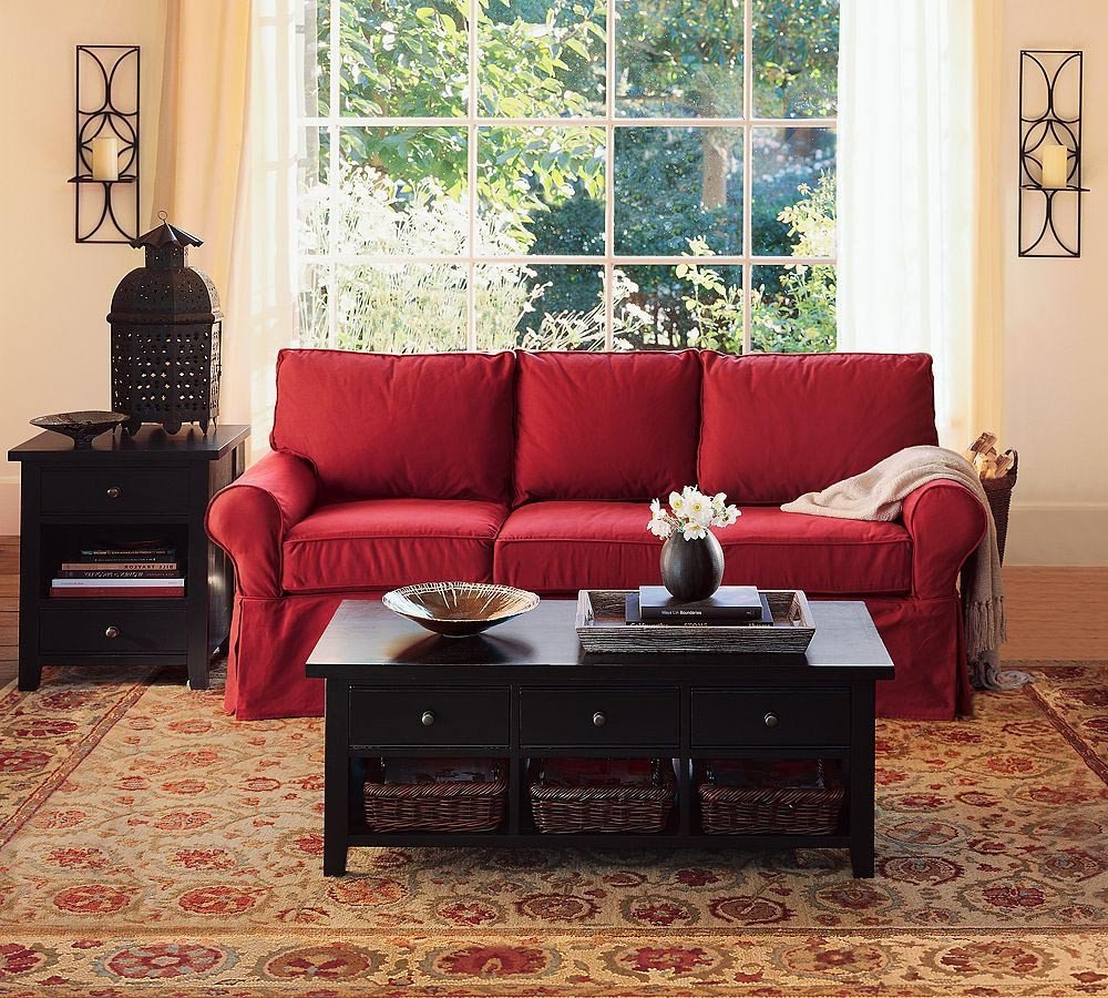 Red Couch Living Room Decor Elegant Living Room Decorating Ideas Features Ergonomic Seats Furniture Amaza Design