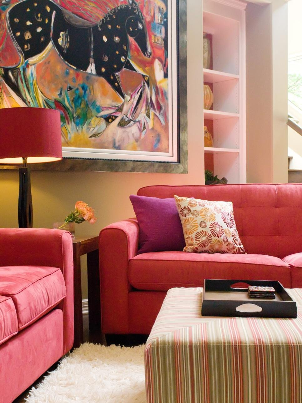 Red Couch Living Room Decor Inspirational Vibrant Red sofas