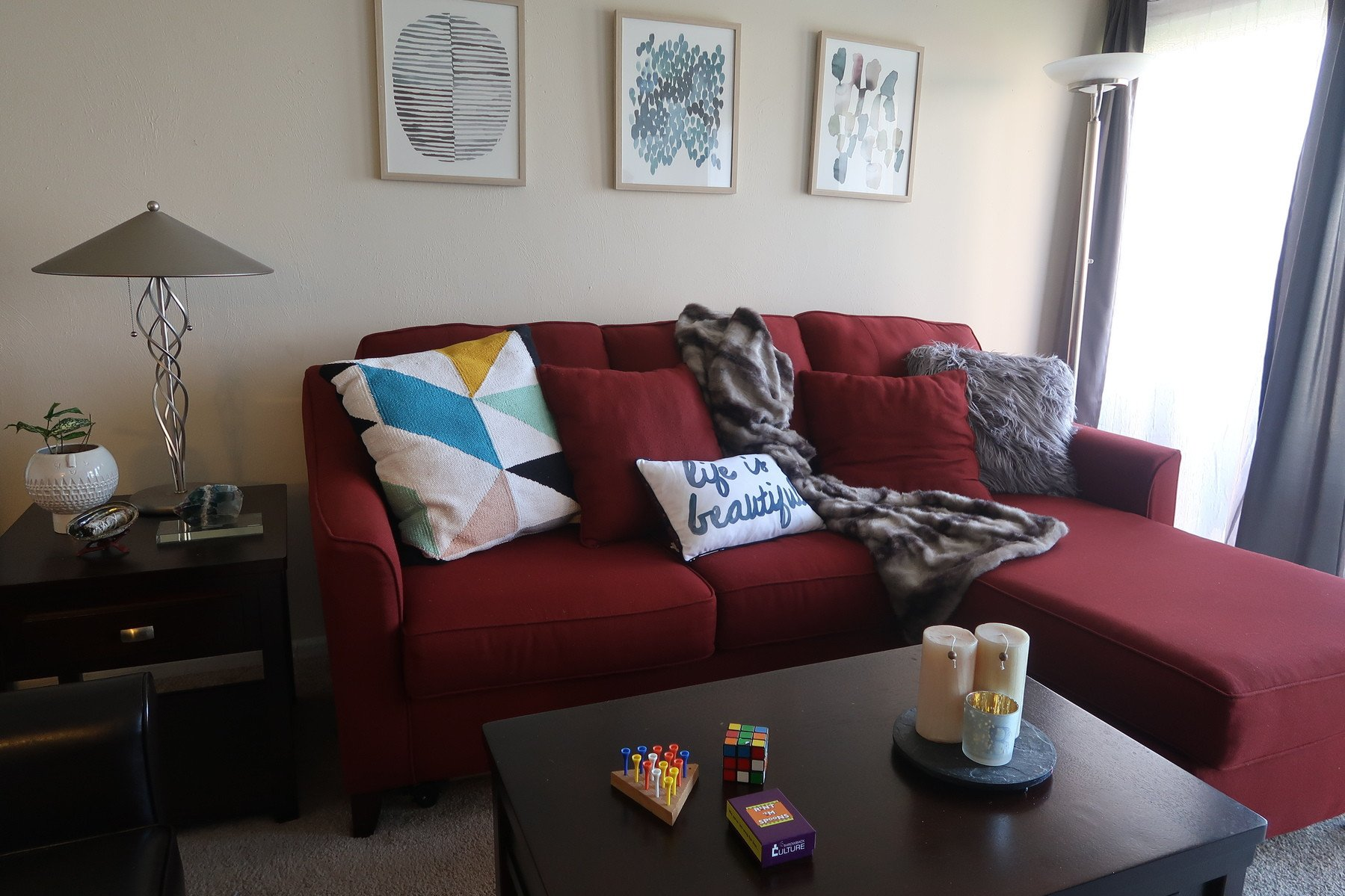 Red Couch Living Room Decor Luxury 3 Ways to Work Around A Red sofa when Styling Your Living Room Decor