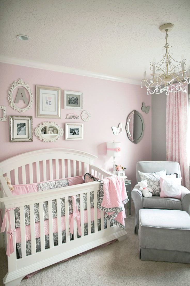 Room Decor for Baby Girl Fresh Baby Girl Room Decor Ideas