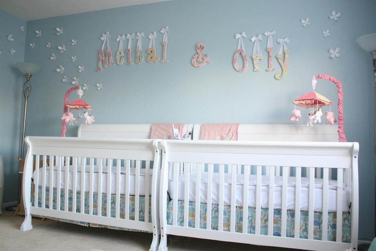 Room Decor for Baby Girls Beautiful Designing A Baby's Room Consider the Following Points Inspirationseek