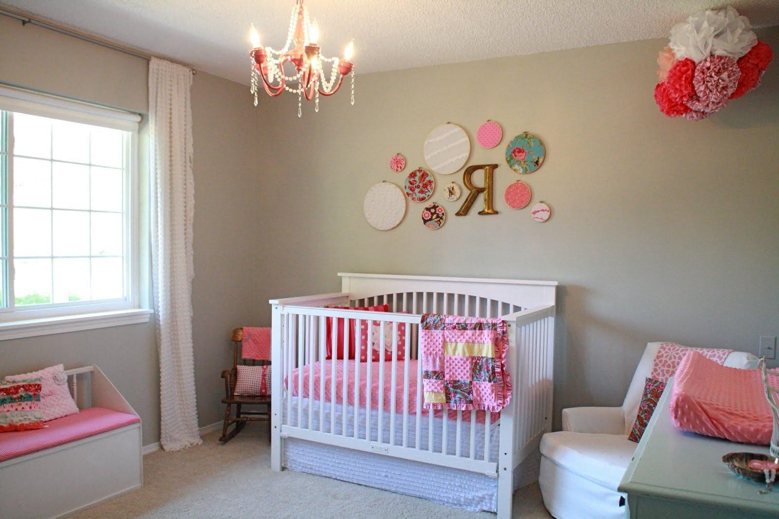 Room Decor for Baby Girls Best Of Baby Girl Room Decor Ideas