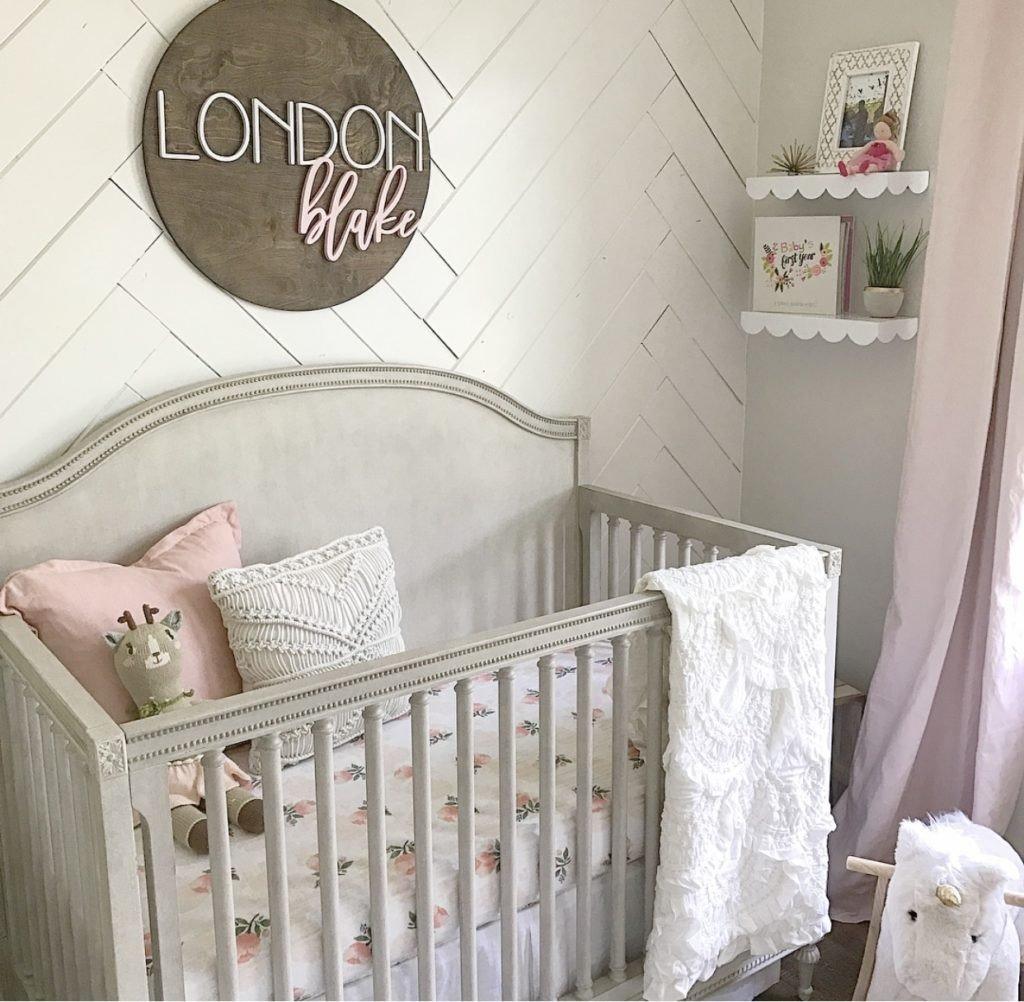 Room Decor for Baby Girls Best Of Sweet Baby Girl Nursery Project Nursery