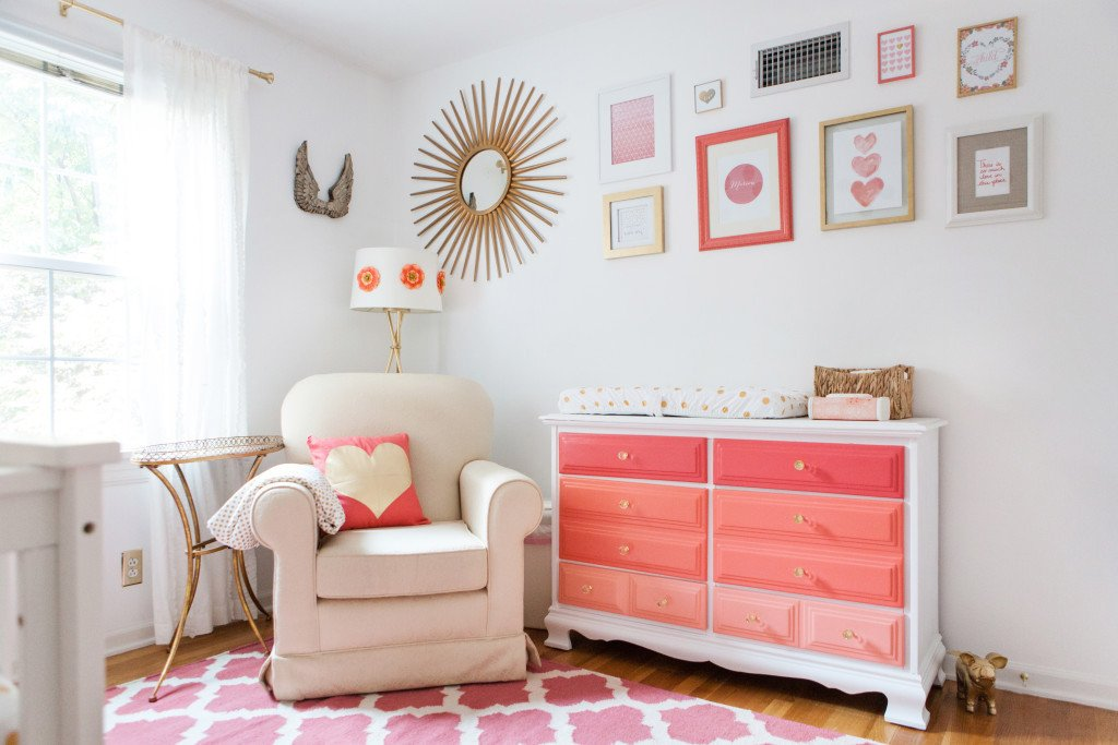Room Decor for Baby Girls Inspirational the Dressed Up Dresser Project Nursery