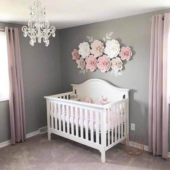 Room Decor for Baby Girls New 50 Inspiring Nursery Ideas for Your Baby Girl Cute Designs You Ll Love