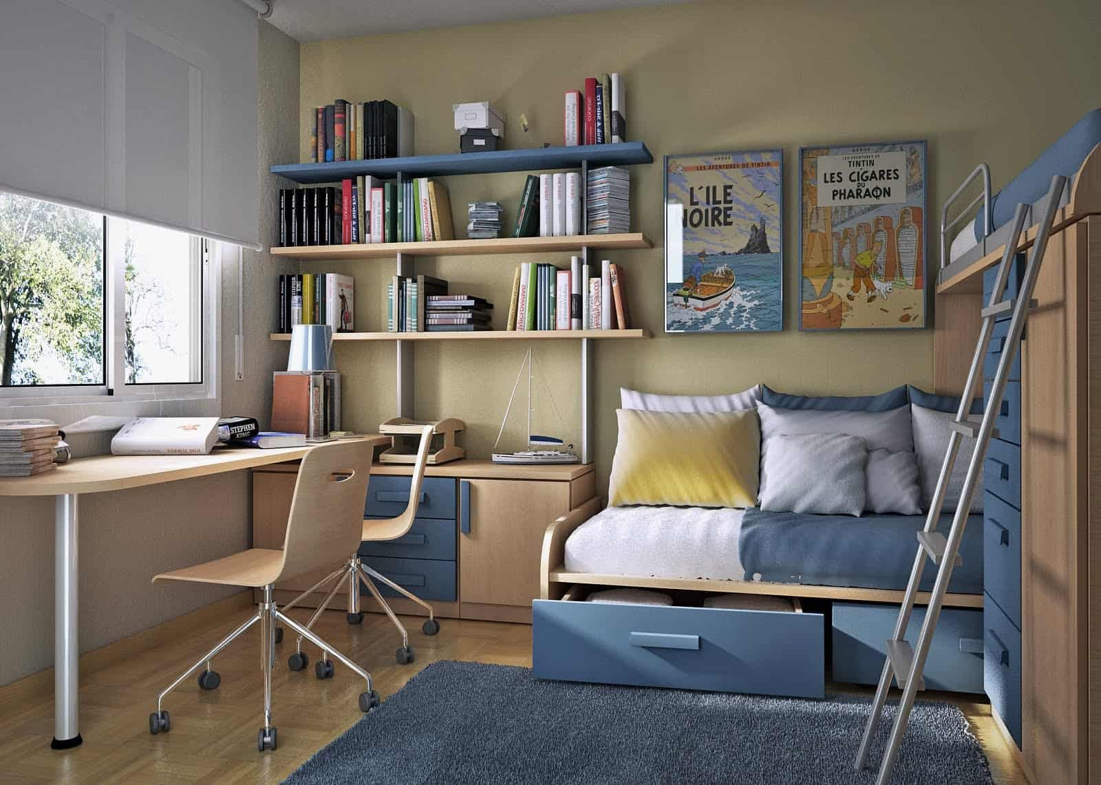 Room Decor for Small Rooms Beautiful 10 Tips On Small Bedroom Interior Design Homesthetics Inspiring Ideas for Your Home