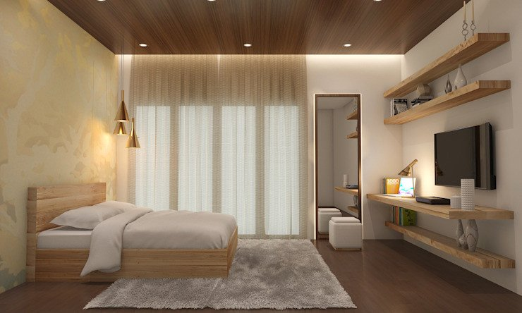 Room Decor for Small Rooms New What are some Small Bedroom Design and Storage Ideas for Indian Homes
