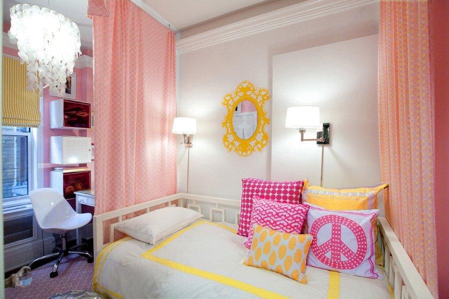 Room Decor for Teen Girls Beautiful Hip Funky Girls Room Design Dazzle