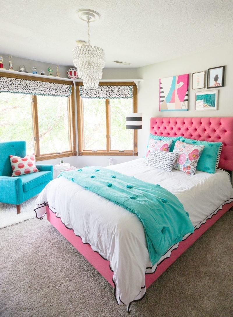 Room Decor for Teen Girls Lovely 23 Stylish Teen Girl's Bedroom Ideas