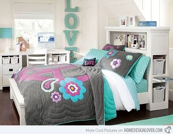Room Decor for Teenage Girl Beautiful 20 Stylish Teenage Girls Bedroom Ideas Decoration for House
